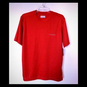 COLUMBIA Men's (S/P) OMNI-WICK Short Sleeve Shirt